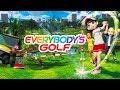 Everybody s Golf Deixando O Tiger Woods No Chinelo Game