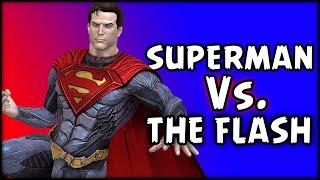 INJUSTICE - VERSUS - Superman Vs. The Flash