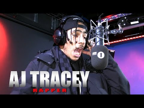 AJ Tracey – Fire In The Booth (Part 2)