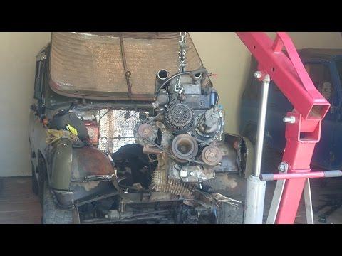 Какой дизельный двигатель на уаз 469 фотка