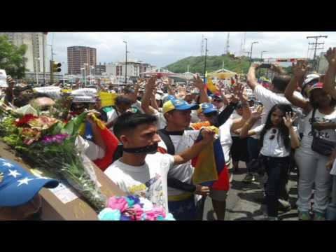 باسطا.. صرخة الفنزويليين ضد واقع مرير