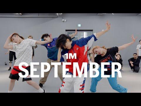 Earth, Wind & Fire - September  / Lia Kim  Choreography