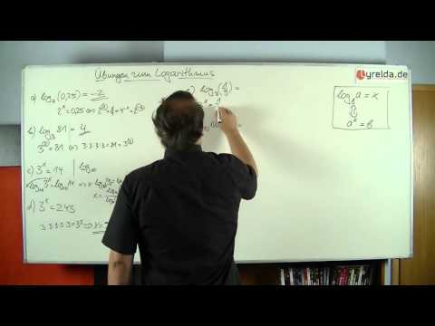 Musterlösungen - Logarithmus
