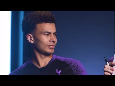 dele being sassy for 4 minutes straight