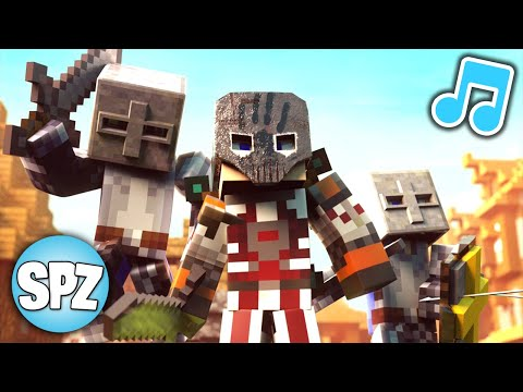 """Minecraft Song """"Safe Again"""""""