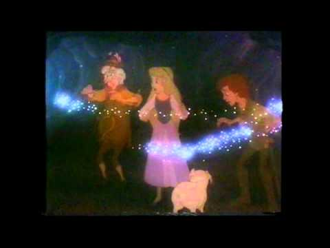 Taran e o Caldeirão Mágico- Trailer VHS 1997