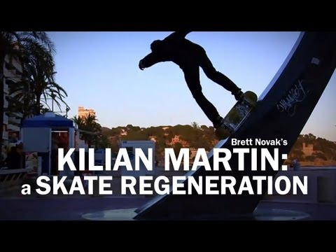 Kilian Martin Skate Video