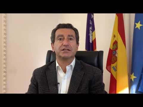 Company pide la dimisión de los cargos políticos del PSOE vacunados