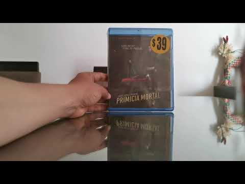 Unboxing Blu Ray    Primicia Mortal #Nightcrawler