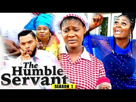 THE HUMBLE SERVANT SEASON 1 - Mercy Johnson 2018 Latest Nigerian Nollywood Movie Full HD
