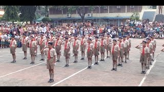 Video Champion Mabini NHS Senior Scout Fancy Drill 2015 Davao Council MP3, 3GP, MP4, WEBM, AVI, FLV Desember 2017