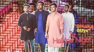 "Download Video Dhaka Guys at ""Gaaye Holud"" | Salman Muqtadir | Salmon TheBrownfish MP3 3GP MP4"