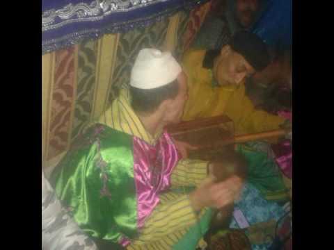 Gnawa Agadir – LILA à Molay Brahim – Hamza Gnawi @ KOUBAYLI BALA