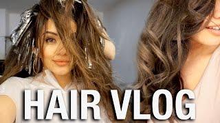 Video GETTING MY HAIR DONE WITH NICKY LAZOU 😍 MP3, 3GP, MP4, WEBM, AVI, FLV Oktober 2018