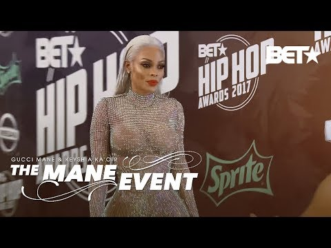Keyshia Brings A Cold Front To Miami With Her Iced Out Bodysuit | The Mane Event