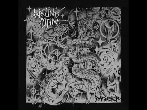 Wound Man - Perimeter LP [2016]