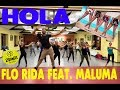 Download Video Hakim - ♬♪ HOLA (Flo Rida feat. Maluma)