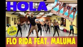 Hakim - ♬♪ HOLA (Flo Rida feat. Maluma)