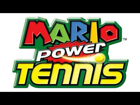Mario Classic Court  Game Point - Mario Power Tennis Music Extended OST Music