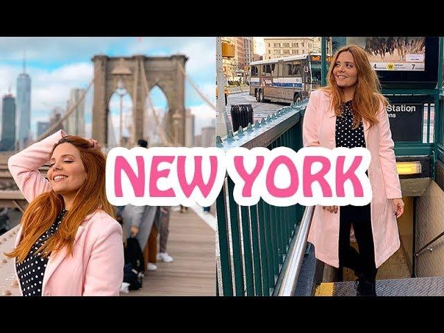 Brooklyn Bridge e o MELHOR rooftop de NY!!! Claudinha Stoco - Claudinha Stocco