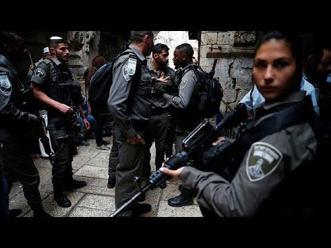 Επίθεση με μαχαίρι στην Παλιά Πόλη της Ιερουσαλήμ