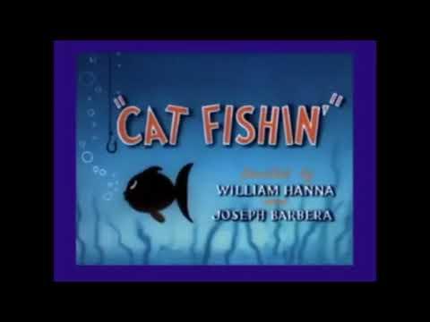 Cat Fishin (1947) Opening Reversed