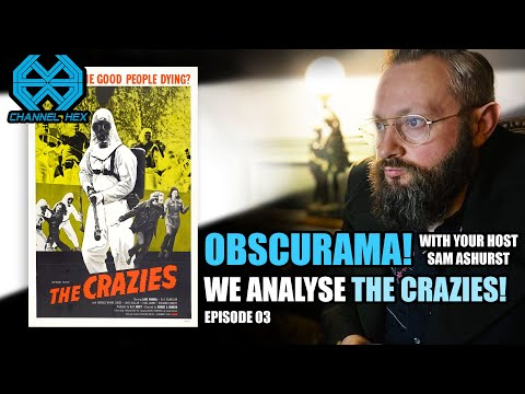 The Trixie Virus (The Crazies) Analysed & Explored! OBSCURAMA
