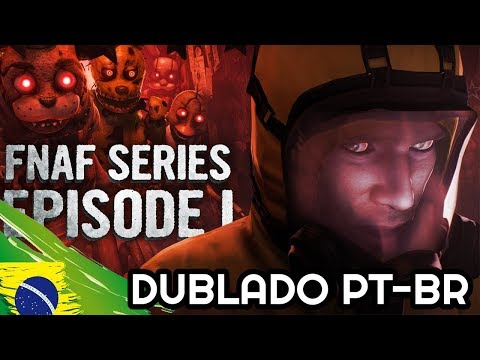 Five Nights at Freddy's Series [DUBLADO PT-BR] (FINAL ALTERNATIVO) | FNAF Animation