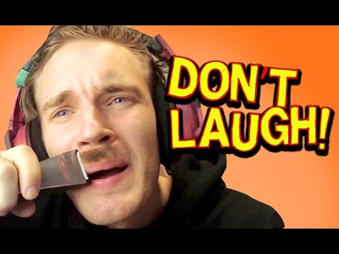 TRY NOT TO LAUGH! #07 **moustache edition**