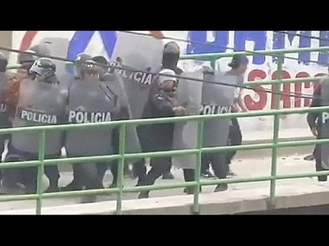 Περού: αιματηρές συγκρούσεις αστυνομίας- μεταλλωρύχων