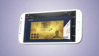 BUSINESS CARD BOOK YouTube video