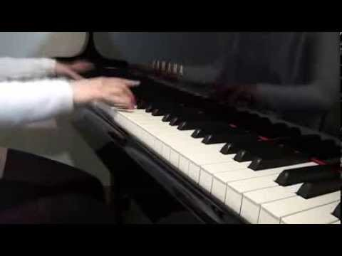 the band apart Eric.W(Piano Cover)