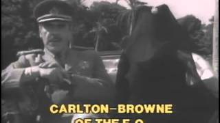 Carlton Browne Of The F.O. Trailer 1959 Director: Roy Boulting Starring: Lucianna Paluzzi, Peter Sellers, Terry-Thomas, , , Official ...