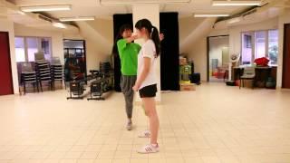 Athena Faculty Dance 2014 - Tutorial 2 (The Joker by Caleb Mak)