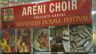 Armenian Dolma Festival Organized by Areni Choir of New York