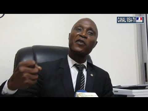COTE D'IVOIRE: CONFERENCE  DE PRESSE DE L' HONORABLE KOE BI VANIE