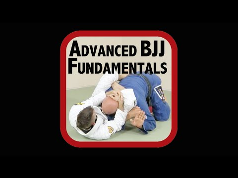 What's On the 'Advanced BJJ Fundamentals Mobile App' in 30 Seconds