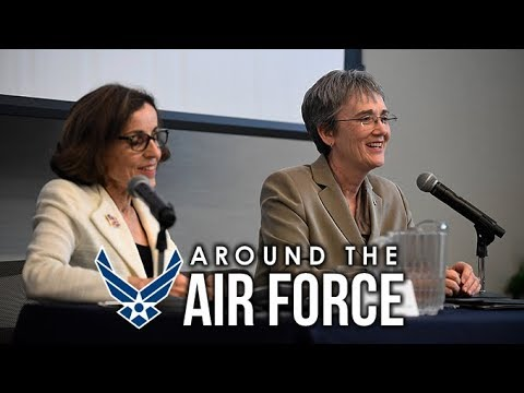 Around the Air Force: National Science Foundation Partnership / Continuum of Learning