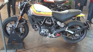 3. Ducati Scrambler Mach 2.0 (2019) Exterior and Interior