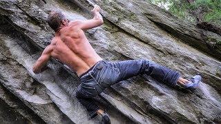 My First 7C: Climbing In Magic Wood by Matt Groom