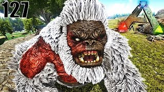 Video J'AFFRONTE UN NOUVEAU BOSS LE MEGAPITHECUS ! | ARK: Survival Evolved ! #Ep127 MP3, 3GP, MP4, WEBM, AVI, FLV Oktober 2017