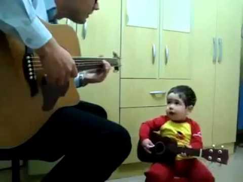 duetto padre-figlio straordinario