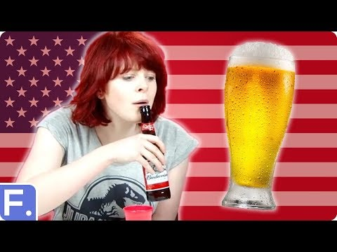 Irish People Taste Test American Beers