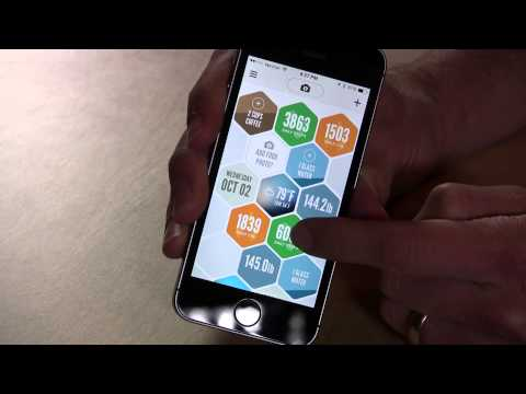 iphone fitness app - This is part 3 of our review of the new features in the iPhone 5S. This time we take a look at the new M7 Motion processor that's built into the phone. It's ...