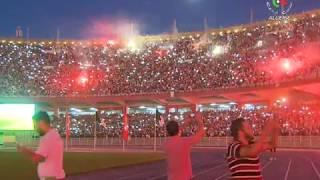 Stade du 5 juillet : ambiance après la victoire de l'Algérie contre le Nigéria