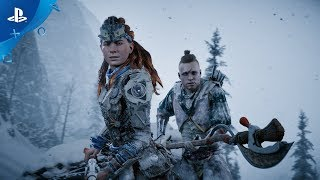 Horizon Zero Dawn: The Frozen Wilds Launch Trailer