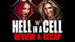 Nonton WWE HELL IN A CELL 2016 PPV Event Results Recap & Review Post-Show Film Subtitle Indonesia Streaming Movie Download