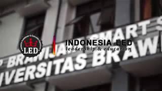 SD Brawijaya Smart School bersama Indonesia LED