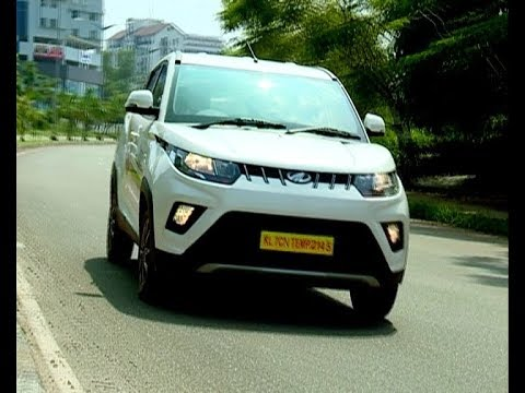 Mahindra KUV100 NXT Price in India, Review, Mileage & Videos | Smart Drive 12 Nov 2017