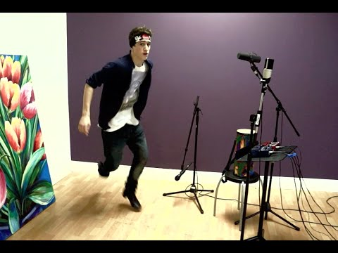 Ed Sheeran Tap Dance/Loop Cover – Myles Erlick